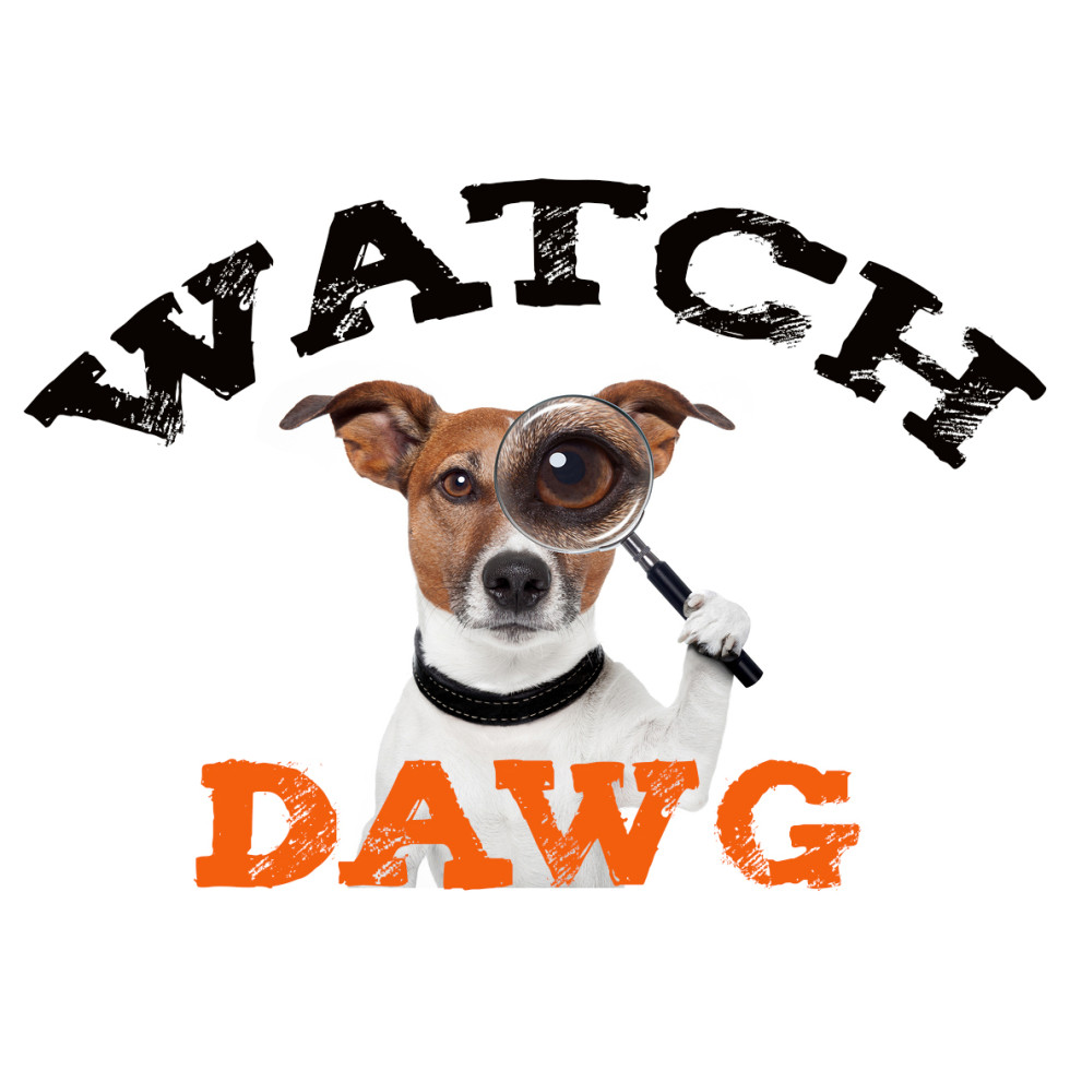 Watch Dawg Blog Logo